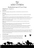 Page 1 Page 2 THE LIGN KING PC Amiga Manual Addendum PC ... - Page 7