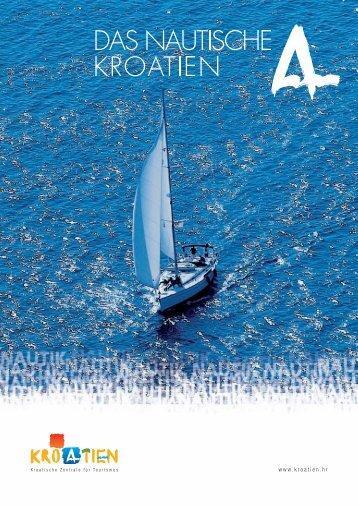 Das nautische Kroatien