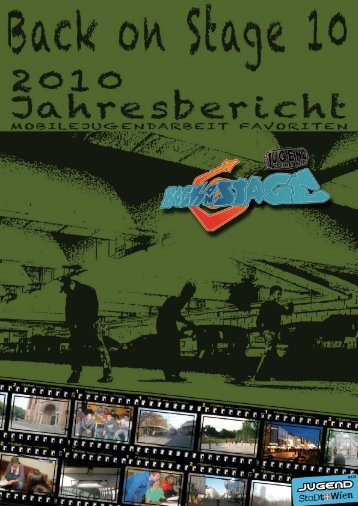 Jahresbericht 2010 - Mobile Jugendarbeit