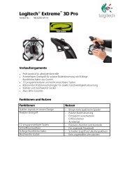 Logitech® Extreme 3D Pro