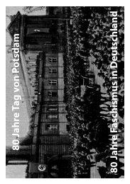80 Jahre Tag von Potsdam 80 Jahre Faschismus in ... - Inforiot