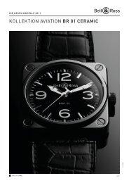 DP BR01 BLACK CERAMIC DE.indd - My Watch Site