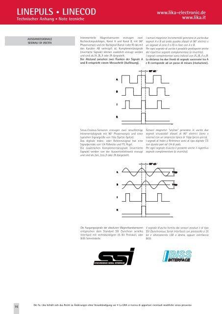 CAT Ausgangsschaltungen D_I.pdf - Nuova Elva