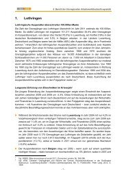 Lothringen - Interregionale Arbeitsmarktbeobachtungsstelle (IBA)