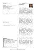 Heft 3-4 Dezember 2011, Seiten 3 bis 4 - LANIUS - Page 2