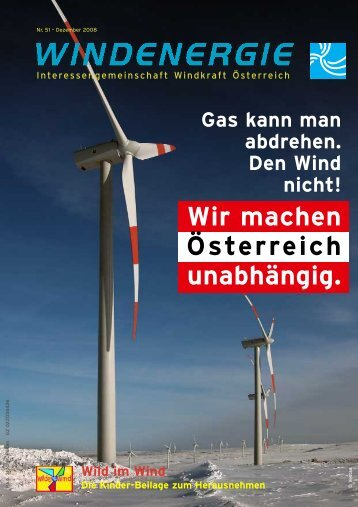 die Ausgabe Nr. 51 - IG Windkraft