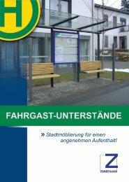 RZ 6Seiter NEU 09.FH11 - Zimmermann Stadtmöblierung