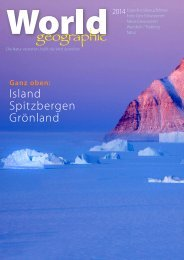 Island Spitzbergen Grönland