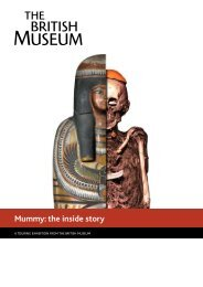 Mummy: the inside story - British Museum