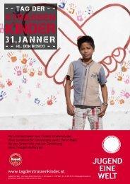 Tag der Straßenkinder 2013 - Jugend Eine Welt