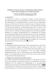 Modifikation des Magnussen-Parameters des Eddy Dissipation ...