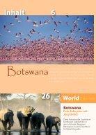 Botswana Uganda Tansania Namibia - Seite 4