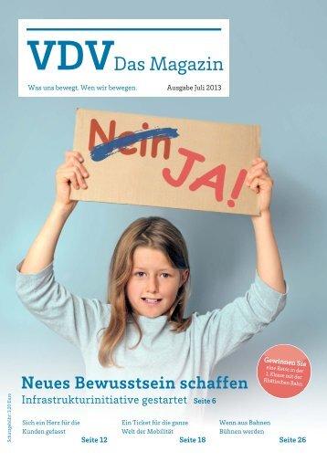 VDV - Das Magazin