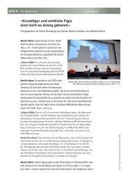 View / Download PDF - Zürcher Hochschule der Künste
