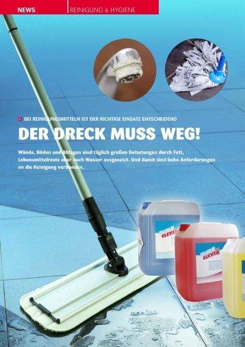 Der DreCk mUss Weg! - Lekkerland