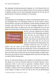 Bericht Poel 2013