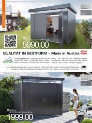 Qualität in Bestform – made in austria