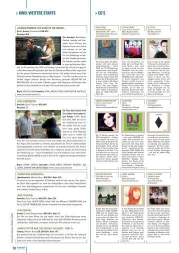 Trend Magazin - DJ Toxic
