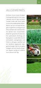 Die Schweizer Profi-Tipps lebendiger Teppich - Roth Pflanzen AG - Seite 3