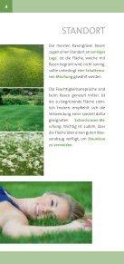 Die Schweizer Profi-Tipps lebendiger Teppich - Roth Pflanzen AG - Seite 4