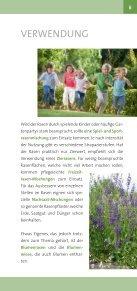 Die Schweizer Profi-Tipps lebendiger Teppich - Roth Pflanzen AG - Seite 5