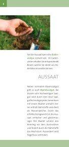 Die Schweizer Profi-Tipps lebendiger Teppich - Roth Pflanzen AG - Seite 6