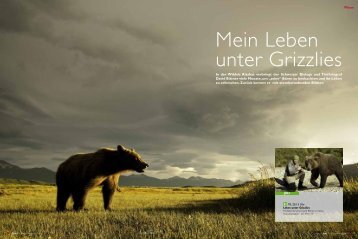 In der Wildnis Alaskas verbringt der Schweizer ... - David Bittner