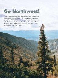 """""""großen Vier"""" der Northwest - Jagen Weltweit"""