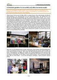 Rama dama - Schulen in Regensburg