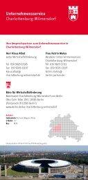 Unternehmensservice Charlottenburg-Wilmersdorf - Berlin Partner ...