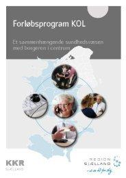 Forløbsprogram for KOL(1142012).pdf - Region Sjælland