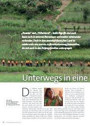 Artikel Ruanda Kolpingmagazin Mai 2013 - Kolping International