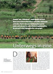 Artikel Ruanda Kolpingmagazin Mai 2013 - Kolping International