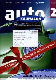 Autokaufmann August 2008
