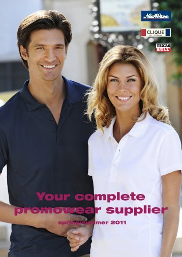 Your complete promowear supplier - Modellbau Lenz
