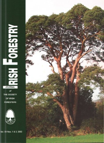 Download Full PDF - 41.38 MB - The Society of Irish Foresters