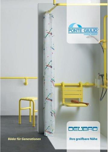 PONTE GIULIO 2013 - Deubad GmbH & Co. KG