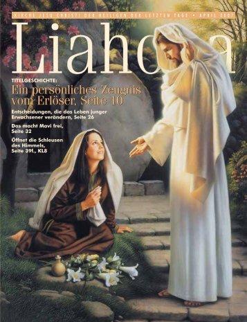 Eberi 2007 Riaona - Kirche Jesu Christi der Heiligen der Letzten Tage