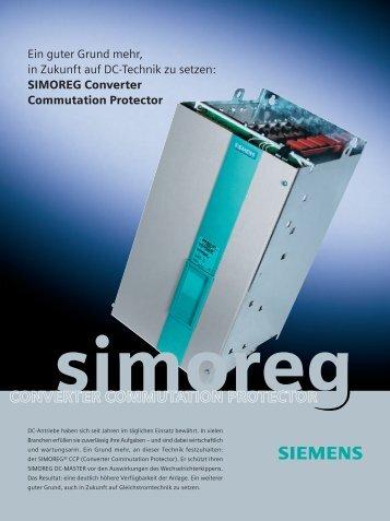 SIMOREG Converter Commutation Protector