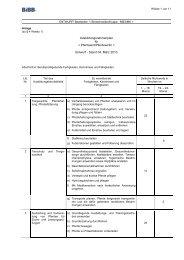 Ausbildungsrahmenplan Pferdewirt - Wir gestalten Berufsbildung