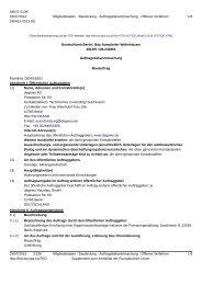 Deutschland-Berlin: Bau kompletter Wohnhäuser - Die ...
