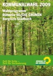 Bündnis90/Die Grünen - WordPress – www.wordpress.com