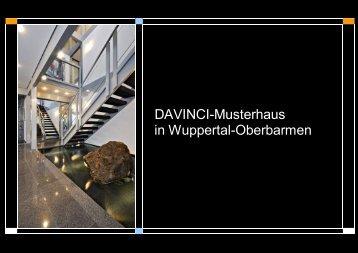 DAVINCI-Musterhaus in Wuppertal-Oberbarmen - Davinci Haus GmbH