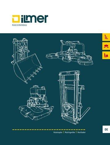 1 Hubstapler || Mulchgeräte || Hecklader - Ledinegg GmbH