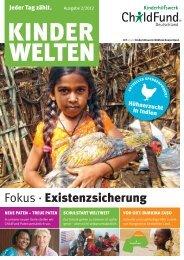 Fokus · Existenzsicherung - ChildFund Deutschland