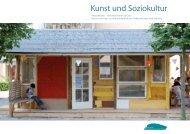 Kunst und Soziokultur - Zürcher Gemeinschaftszentren