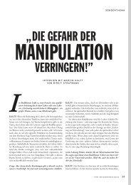 Interview mit Martin Kalff von Birgit Stratmann - Tibetisches Zentrum eV