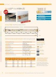 VarioLED™ Flex HYDRA LD5 - LED Linear