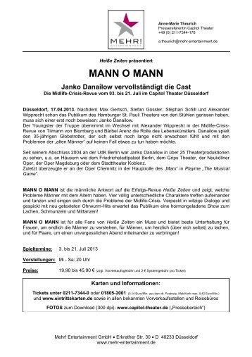 Mann o Mann_PM_Janko_Danailow - Capitol Theater