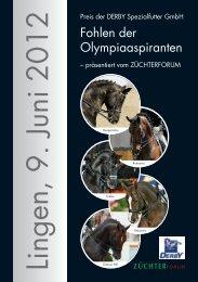 Lingen, 9. Juni 2012 - Züchterforum